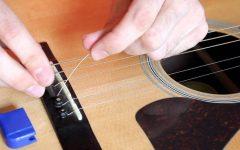 Como Trocar as Cordas do Violão