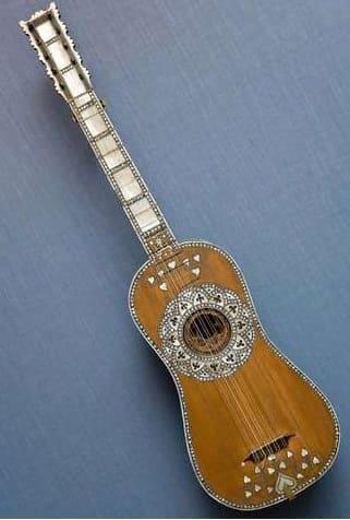 Guitarra veneziana