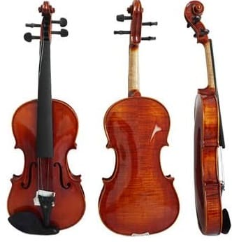 violino chinês tocando com estilo