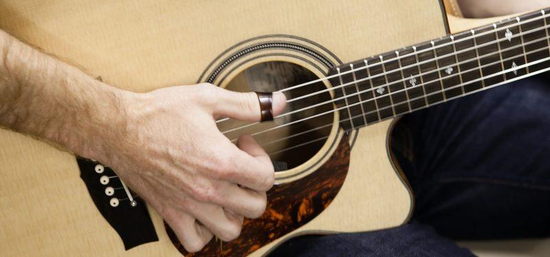 O Que é Violão Fingerstyle